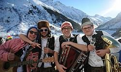 Ramasuri Skiopening 2013, Galtür