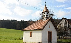 Herz Jesu Kapelle Wirsfeld
