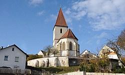 Die Liebfrauenkirche in Ammerthal