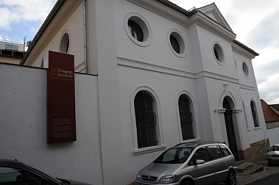Photo: SuRo_Synagoge