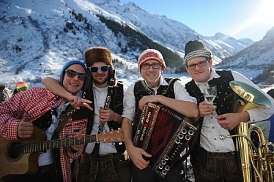 Photo: Ramasuri Skiopening 2013, Galtür