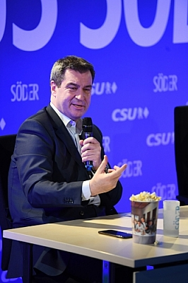 Photo: Markus Söder, CSU