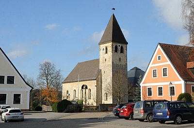 Photo: St. Nikolaus in Ammerthal
