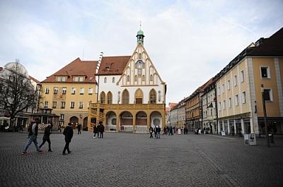 Photo: Marktplatz Amberg/Opf