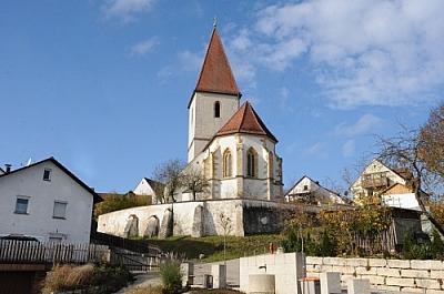 Photo: Die Liebfrauenkirche in Ammerthal