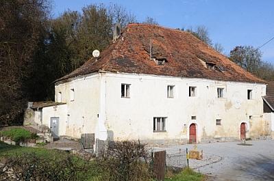 Photo: Mühlengebäude in Finkenmühle
