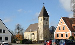 St. Nikolaus in Ammerthal