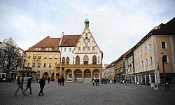 Marktplatz Amberg/Opf