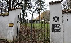 SuRo_Jüdischer Friedhof