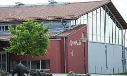Sporthalle der Gemeinde Ursensollen