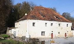 Mühlengebäude in Finkenmühle