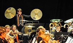 02.11.2014: 3BA Concert Band, Kubus Ursensollen